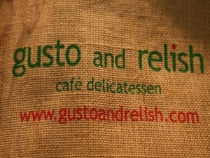 Gusto and Relish