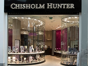 Chisholm Hunter Glasgow Silverburn