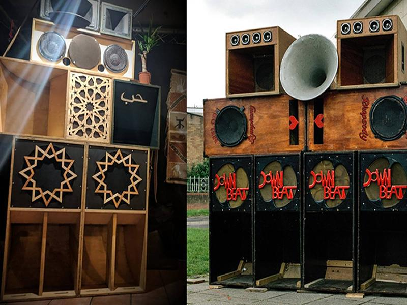 Mighty Oak meets Downbeat Melody Sound System