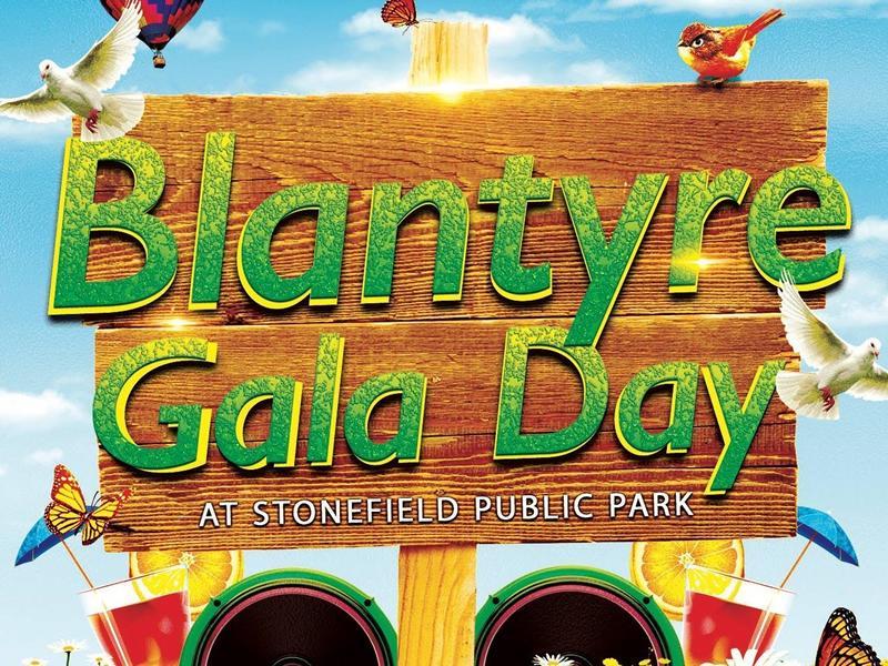 Blantyre Summer Gala Day