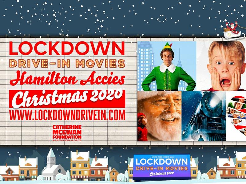 Christmas Lockdown Drive In Movies - CANCELLED