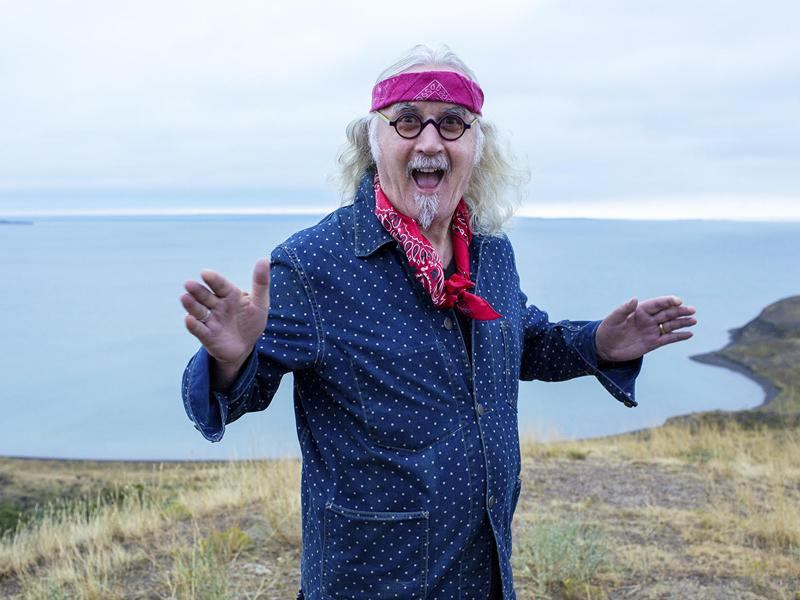 Cinema: Billy Connolly - The Sex Life of Bandages