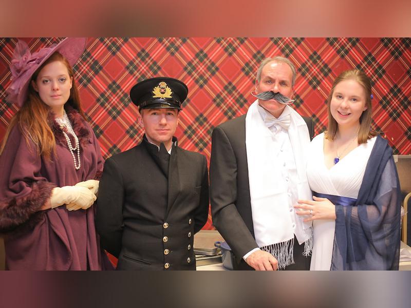 Murder on Titanic! Murder Mystery Dinner - POSTPONED