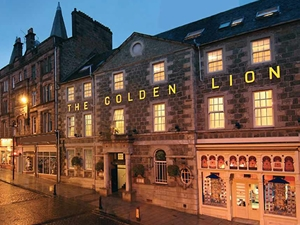 The Golden Lion Hotel Stirling