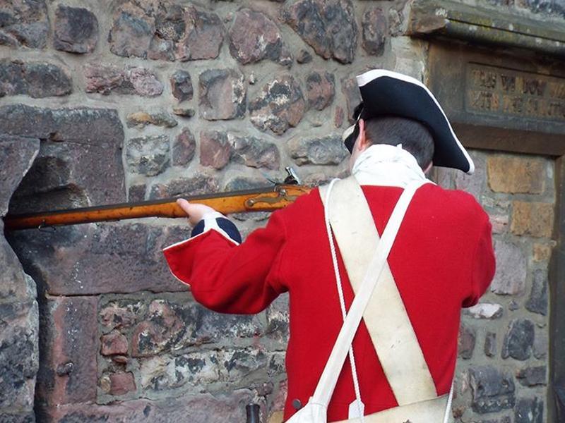The Fall of Edinburgh 1745: online talk via Zoom
