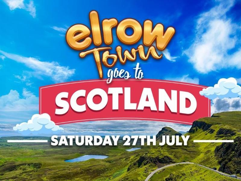 Elrow Town Festival touches down in Scotland for the First Time