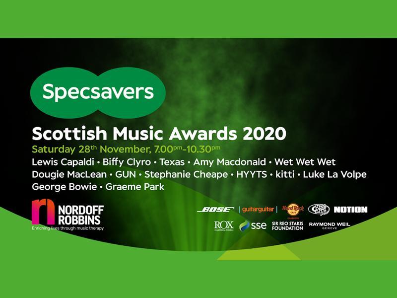 Specsavers Scottish Music Awards