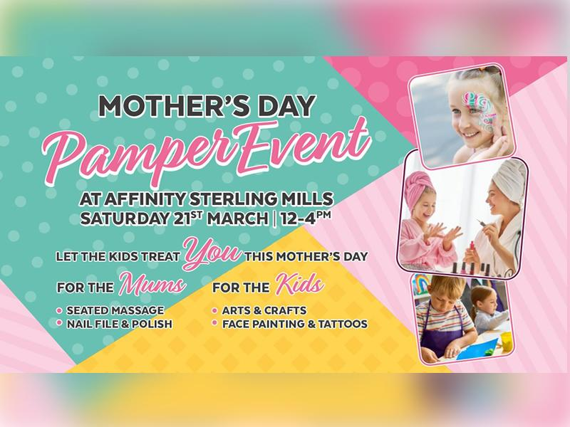 Mother's Day Pamper Event