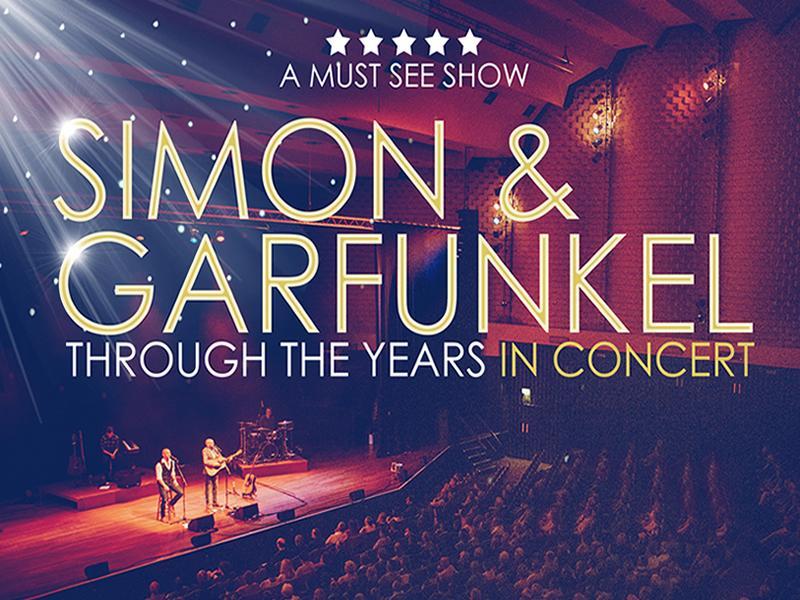 Simon and Garfunkel Through the Years