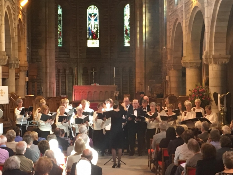 Eastwood Choral Society Open Evening