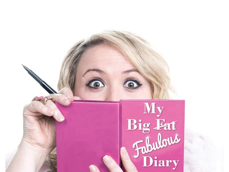 Preview – My Big Fat Fabulous Diary