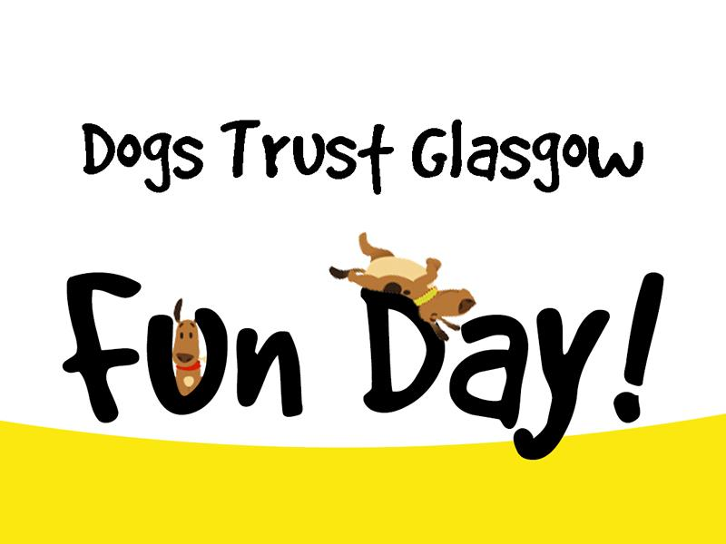 Dogs Trust Glasgow Fun Day - CANCELLED