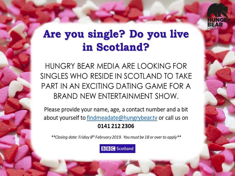 Single and ready to mingle!