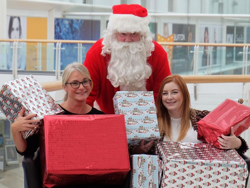 Braehead Shopping Centre backs Christmas Toy Bank Appeal