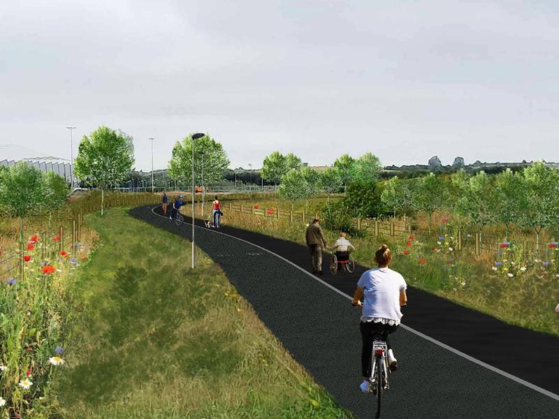 Views wanted on Ravenscraig Active Travel proposals