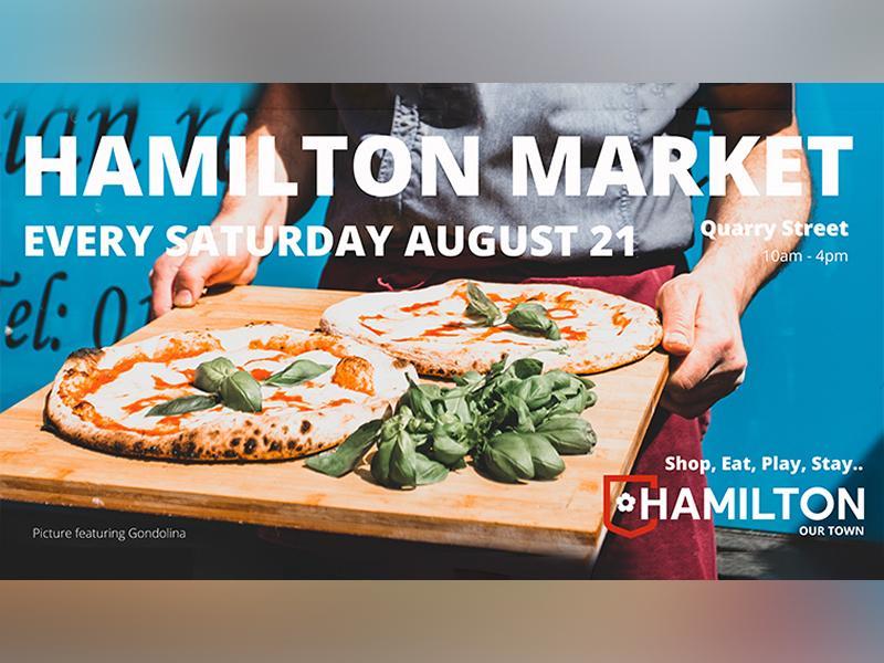 Hamilton Market