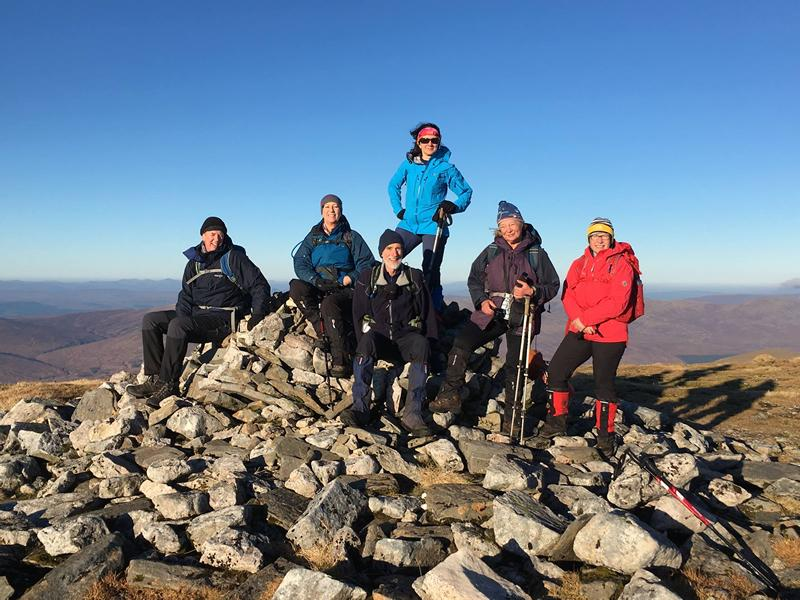 Gryffe Hillwalking Club