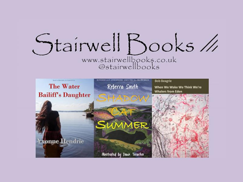 Stairwell Books in Scotland