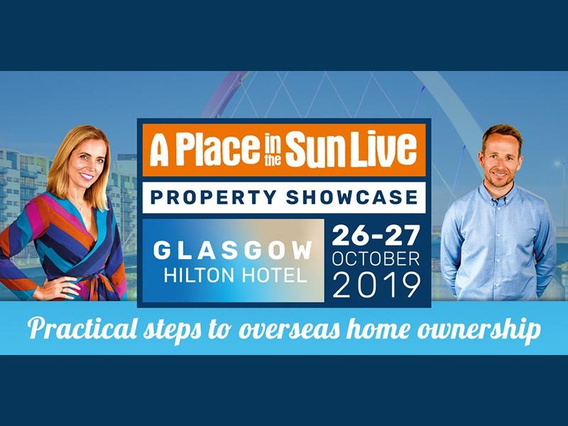 A Place in the Sun Live: Property Showcase