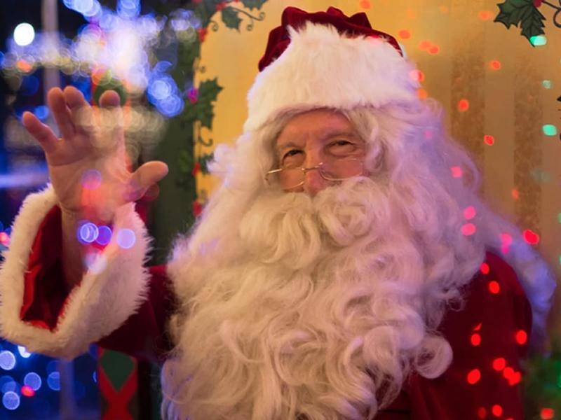 SocialEyes Virtual Santa's Grotto