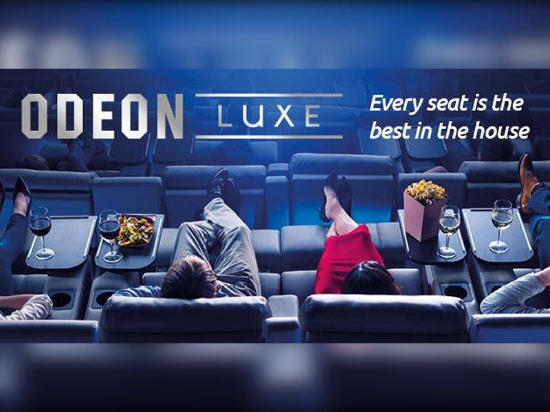 ODEON East Kilbride to relaunch as first ever fully reclining ODEON Luxe cinema