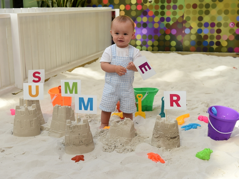 Fun in the sun at St. Enoch Centre this Summer
