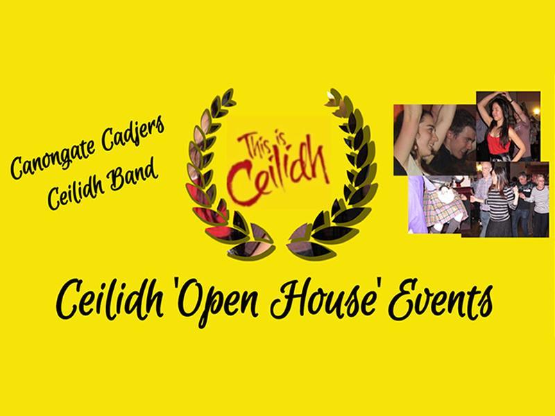Edinburgh 'Open House' Ceilidhs