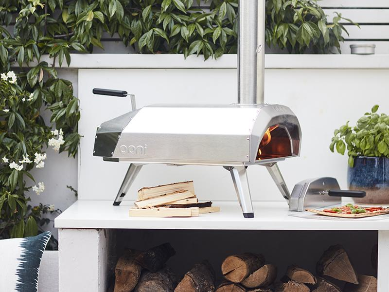 Dobbies hosts great pizza virtual event with Ooni Pizza Ovens
