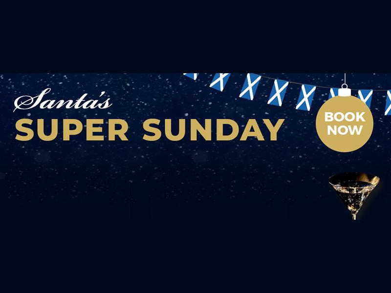 Santa's Super Sunday
