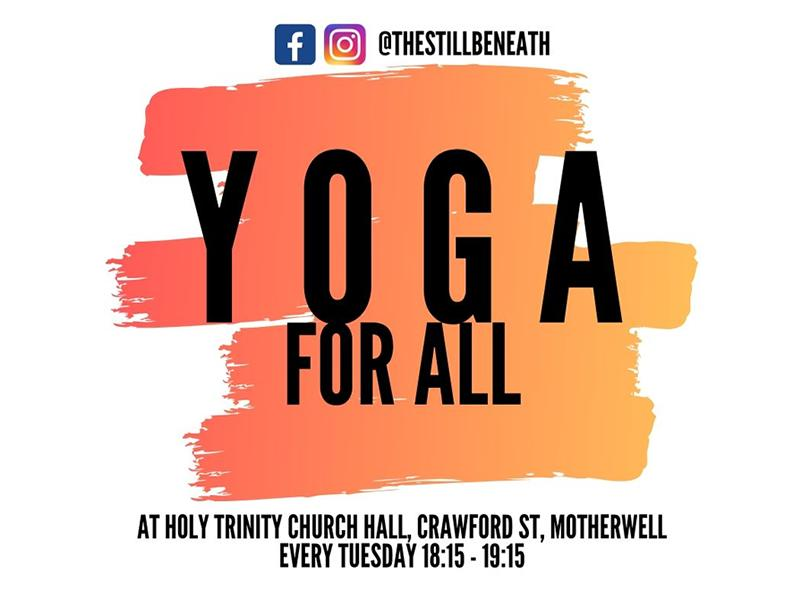 Yoga for All with Stephen from The Still Beneath