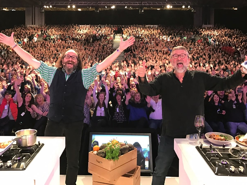 Enjoy a delicious day out at BBC Good Food Show