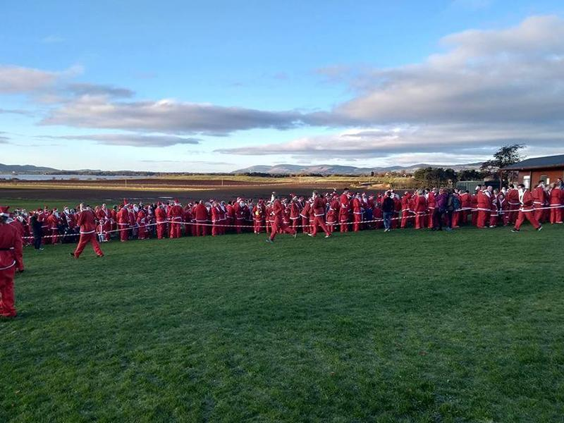 Lochore Meadows Santa Festival
