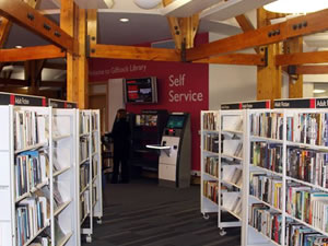 Giffnock Library
