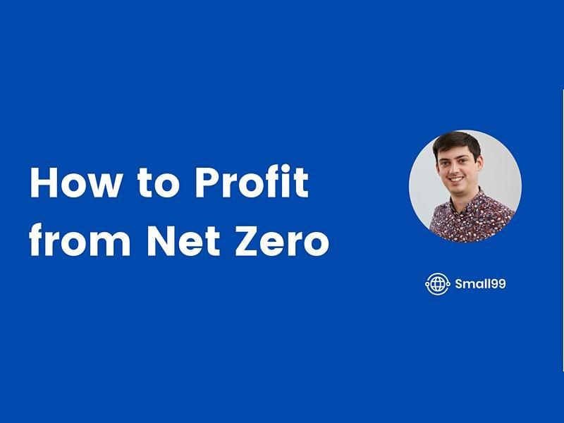 How To Profit From Net Zero