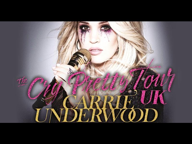 Carrie Underwood: The Cry Pretty Tour