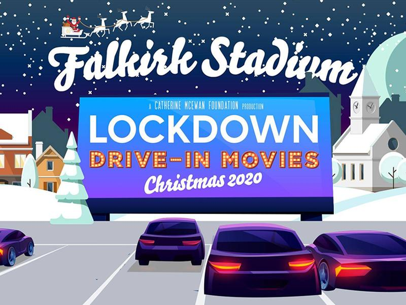 Christmas Lockdown Drive In Movies