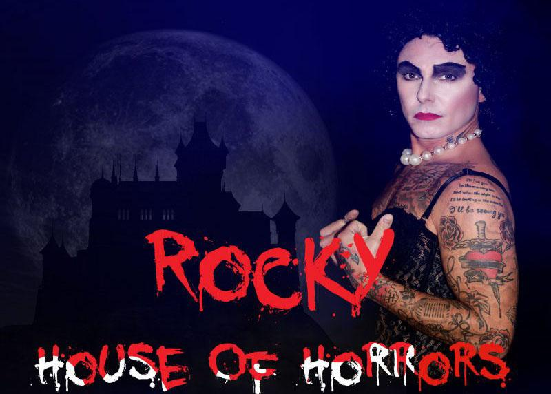Rocky House of Horrors