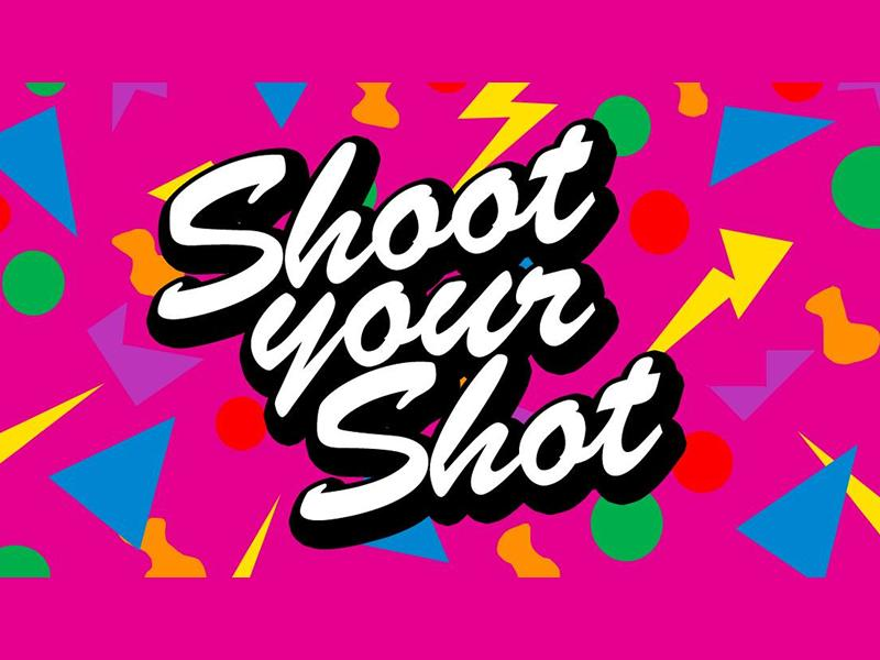 SWG3 Seated Sessions: Shoot Your Shot