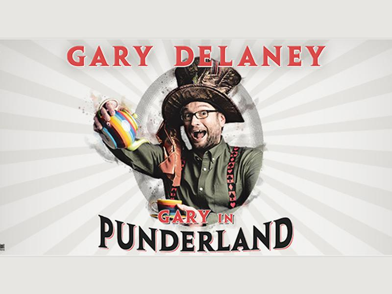 Gary Delaney: Gary in Punderland - SOLD OUT