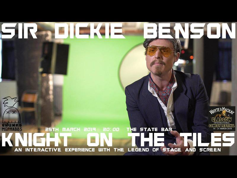 Sir Dickie Benson: Knight on the Tiles