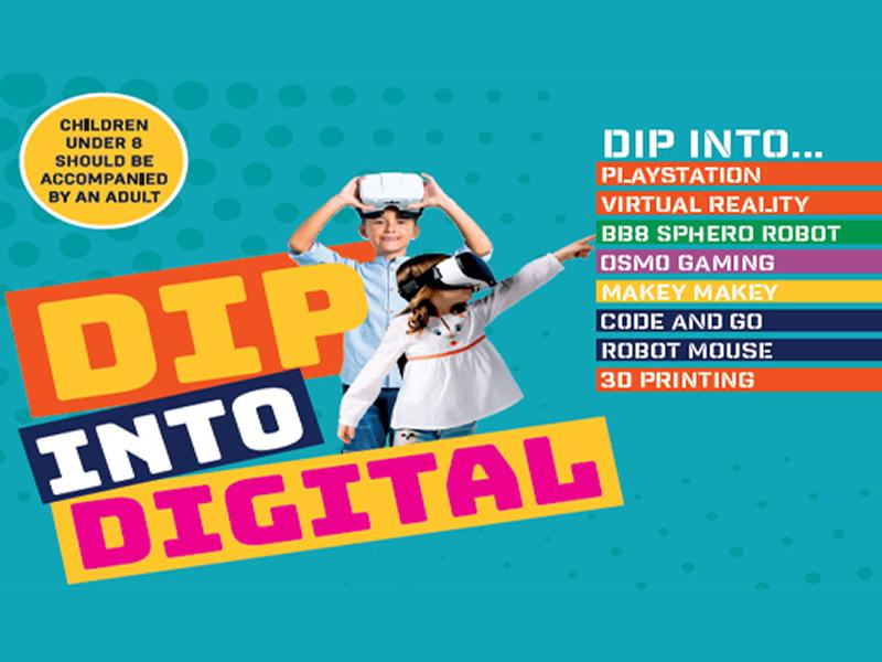 Dip Into Digital