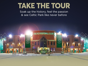 Celtic Football Club Stadium Tour