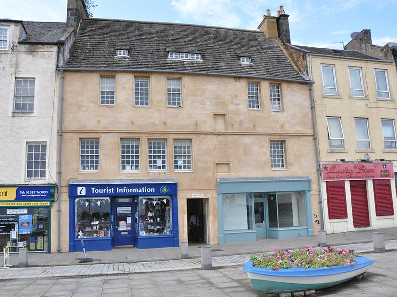Merchant House Laws Close Kirkcaldy
