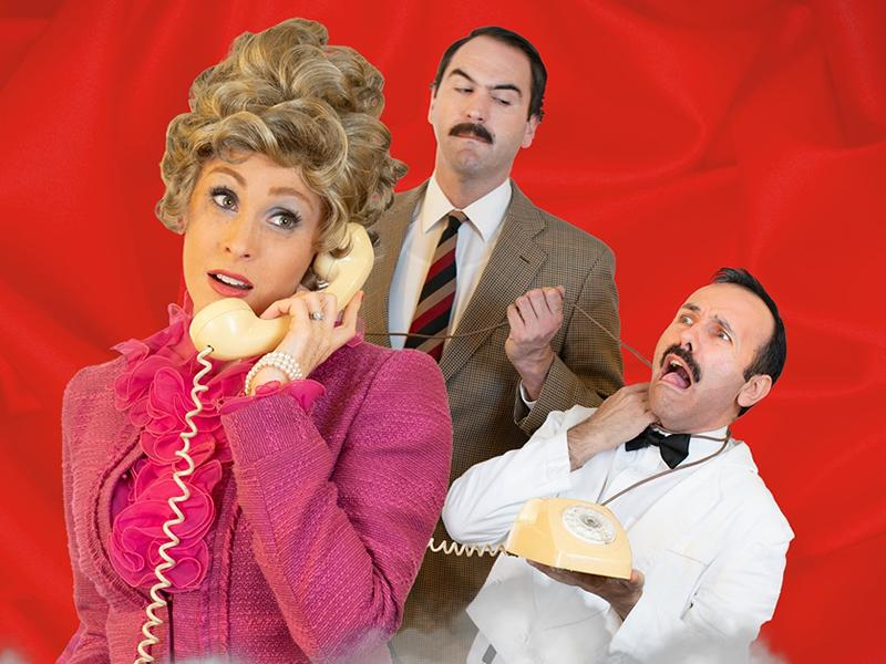 Faulty Towers The Dining Experience at Edinburgh Fringe 2020 - CANCELLED