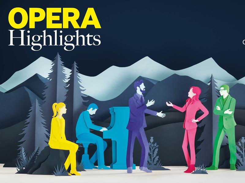 Opera Highlighted for Young People