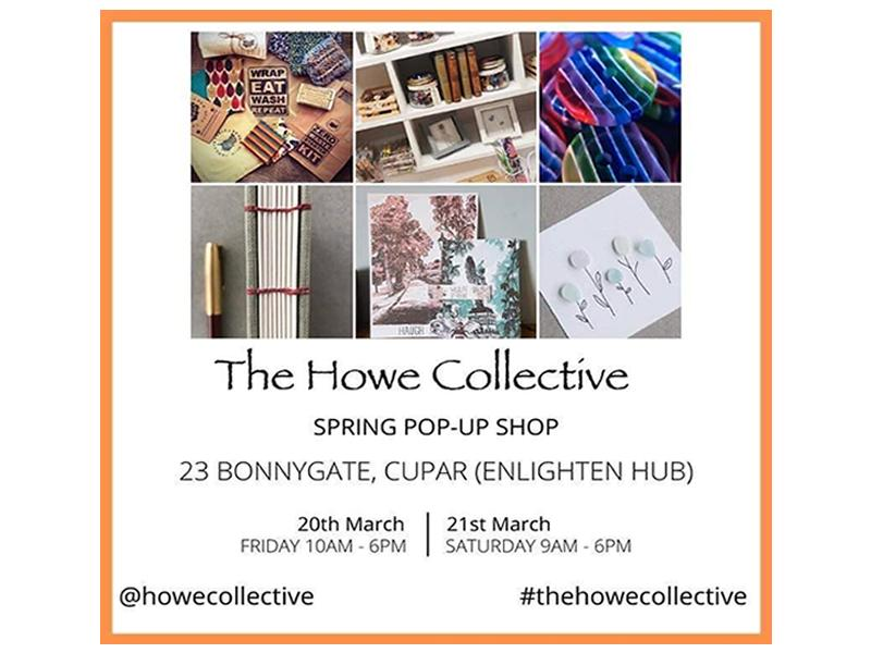 The Howe Collective Spring Pop-Up Shop - CANCELLED