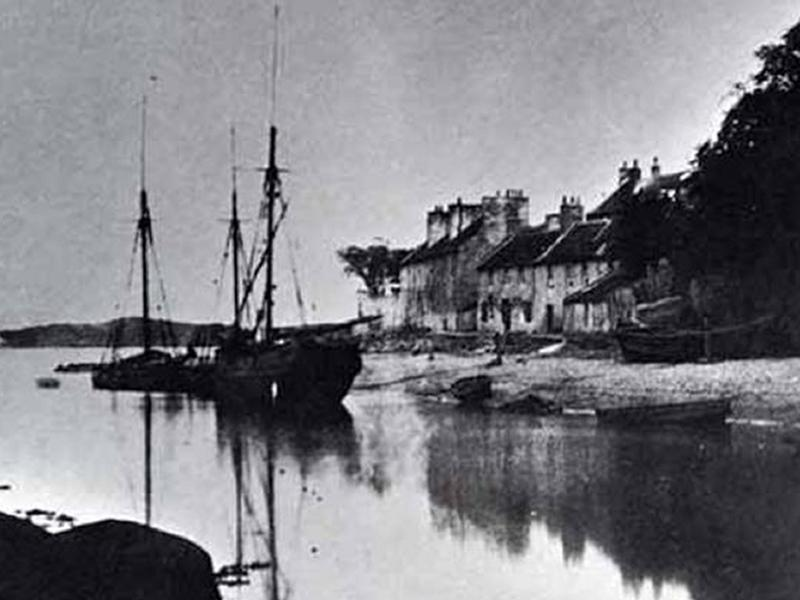 The Employment and Industries of Old Cramond