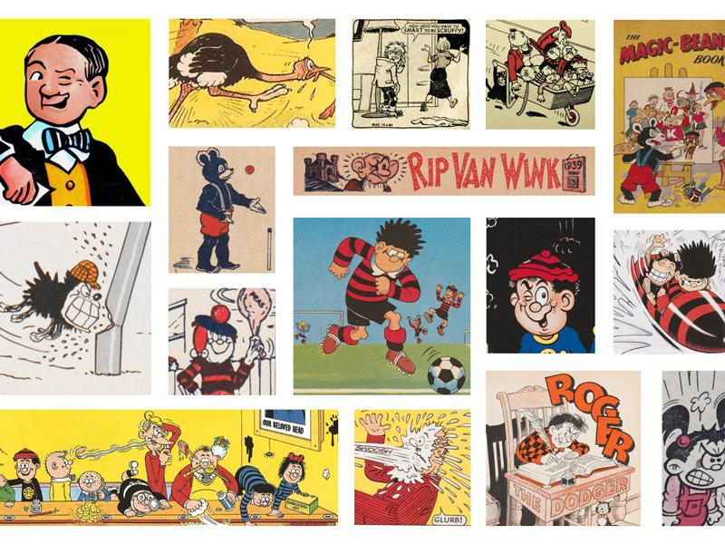 Happy 80th Birthday, Beano