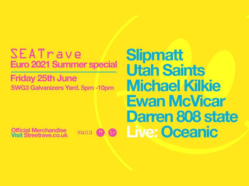 SEATrave Euro 2021 Summer Special