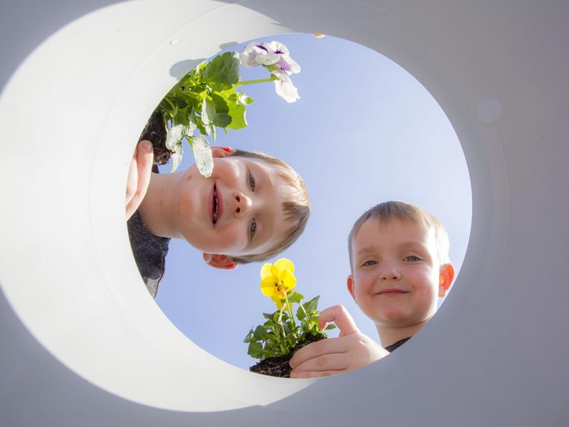Dobbies encourages kids to get gardening